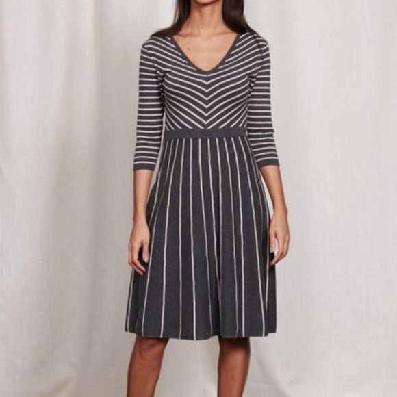 dad0ae54bbd Boden Dresses   Skirts - Boden stripe sweater dress